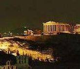 Details and photos of the Athens By Night Tour with dinner