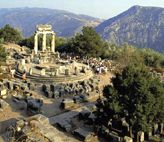 Details and photos of the full-day tour to Delphi with lunch