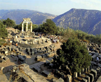 Delphi ruins - The Four days Classical Tour with Meteora - Greece