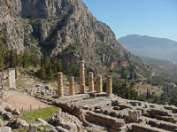 Ancient Delphi - The 4-day Classical Tour in Greece including Meteora