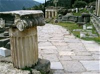 The oracle of Delphi - The Four days Classical Tour with Meteora, Greece